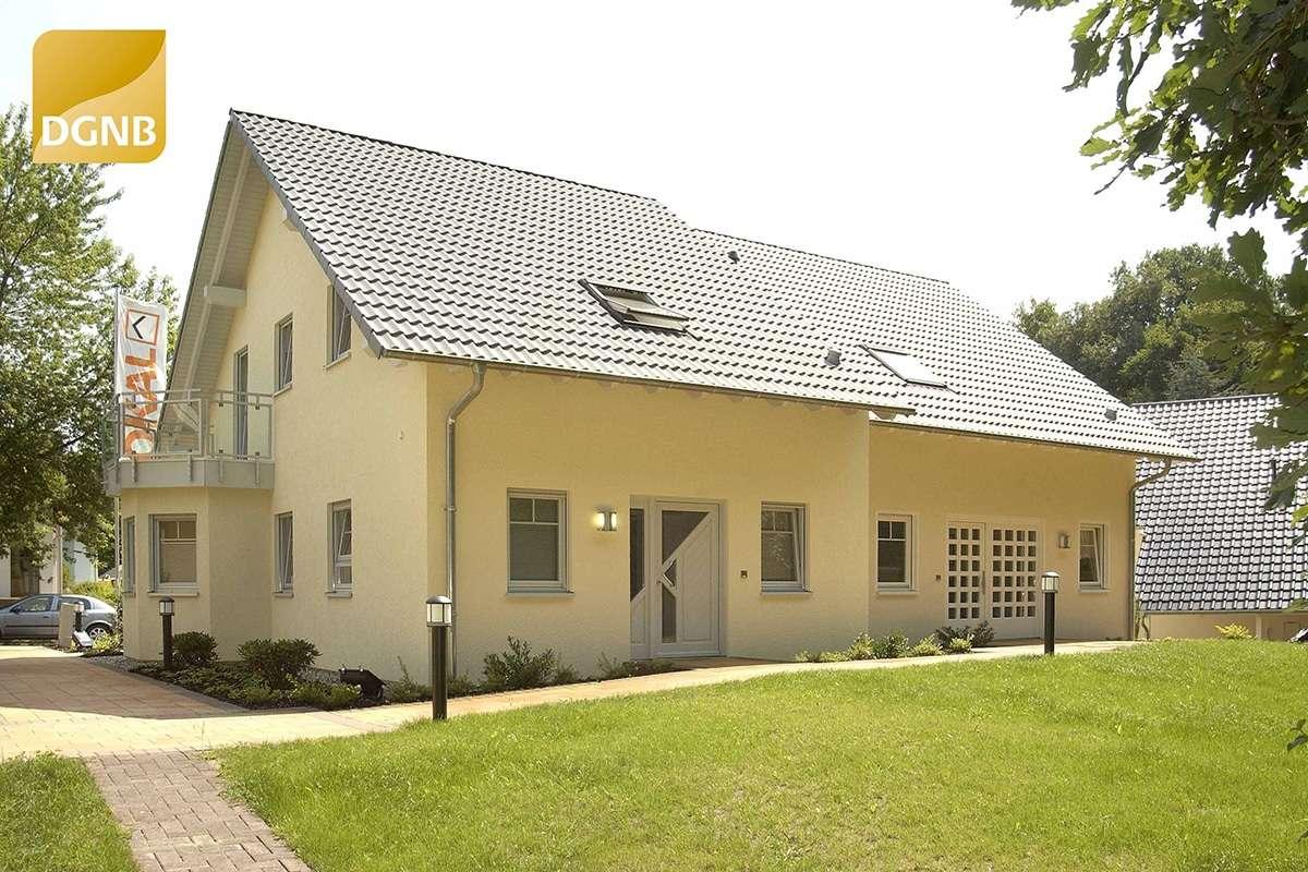 Okal musterhaus twin family okal haus gmbh anbieter - Wintergarten ffb ...
