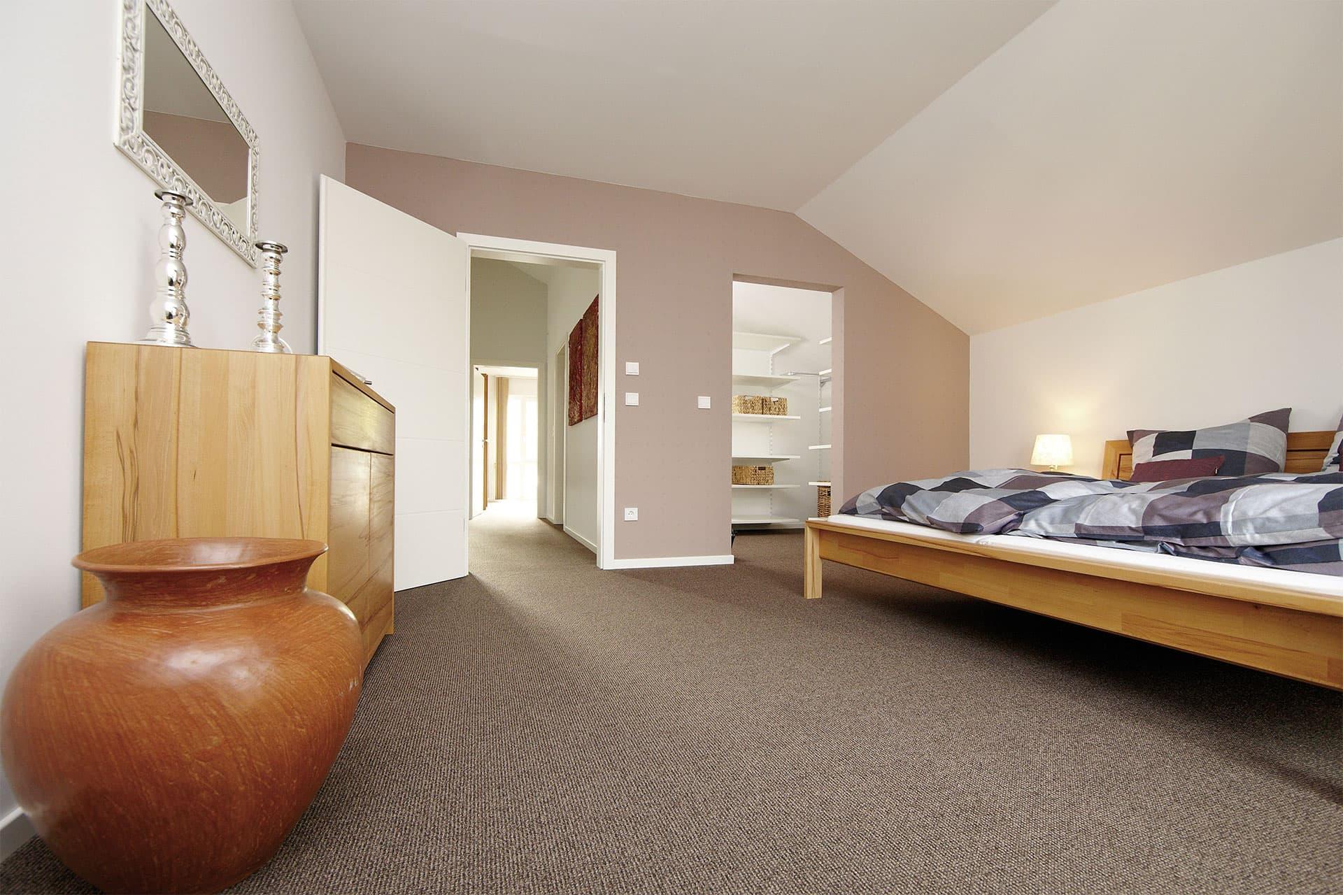 begehbarer kleiderschrank ankleidezimmer schlafzimmer