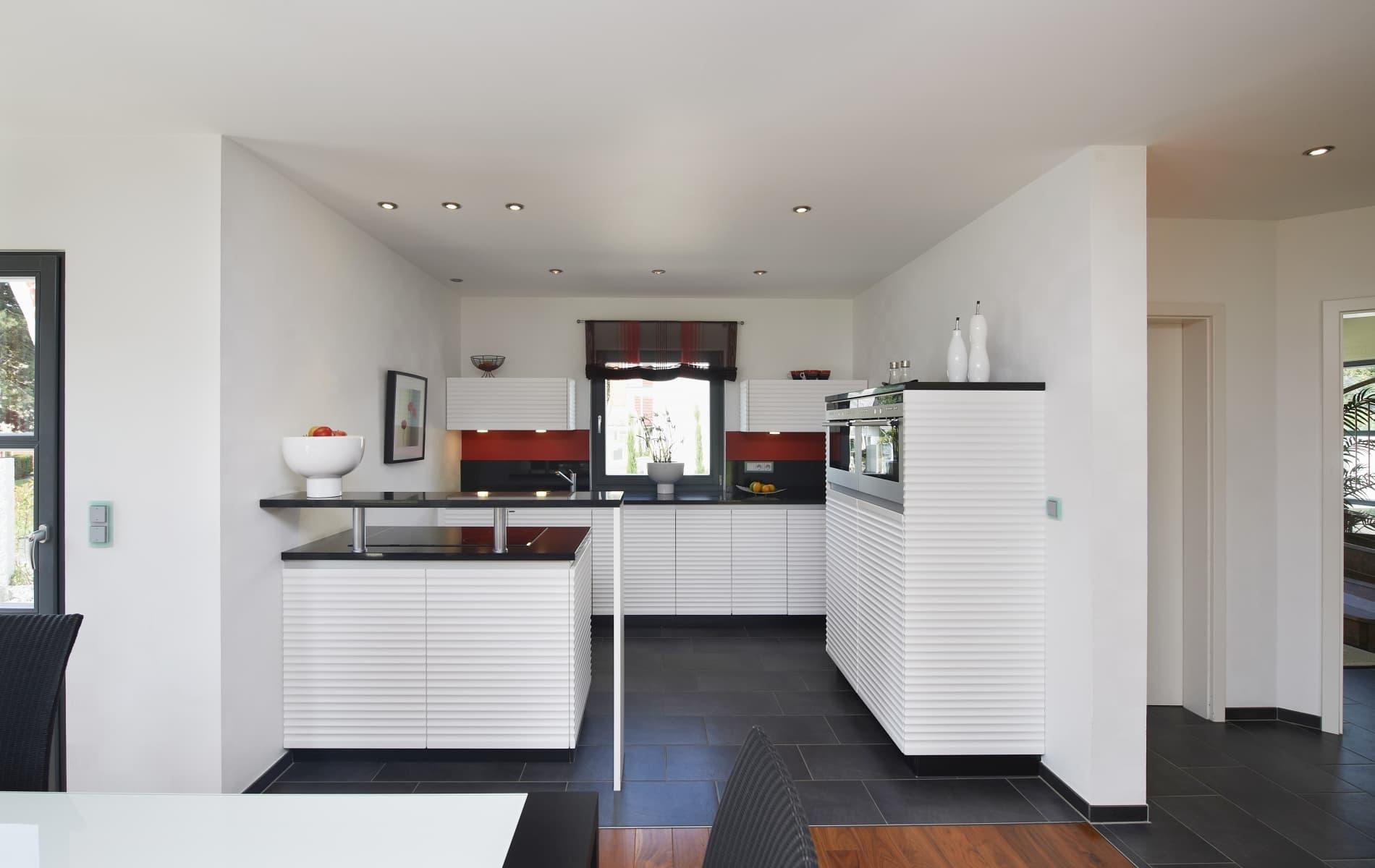 Musterhaus innen küche  RENSCH-HAUS - Musterhaus Valencia - RENSCH-HAUS GMBH - Anbieter ...