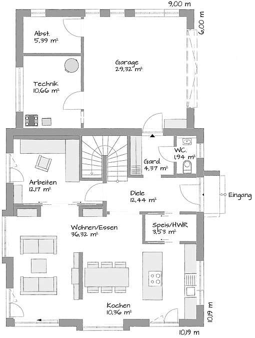 kampa musterhaus wuppertal. Black Bedroom Furniture Sets. Home Design Ideas