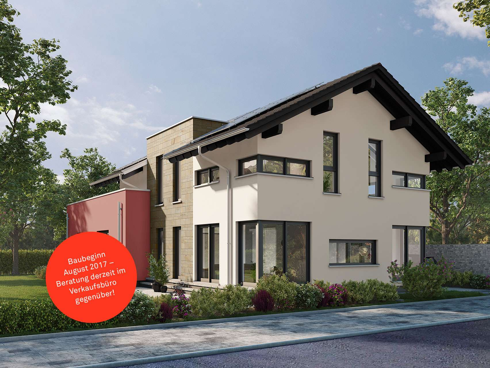 okal musterhaus estenfeld okal haus gmbh anbieter. Black Bedroom Furniture Sets. Home Design Ideas