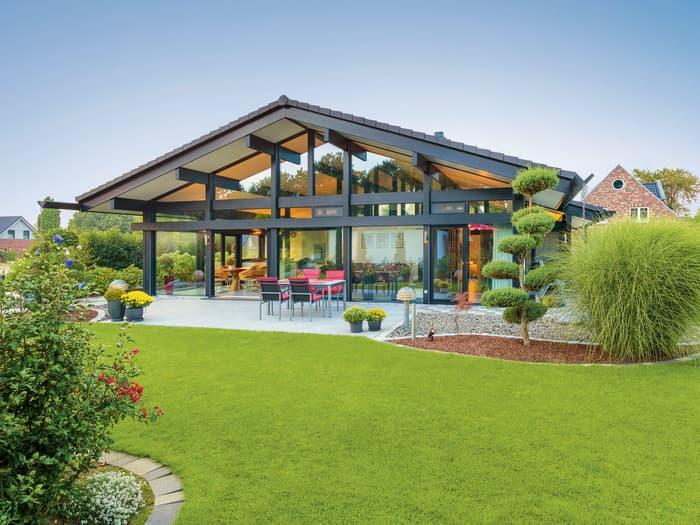 huf haus das individuelle architektenhaus. Black Bedroom Furniture Sets. Home Design Ideas