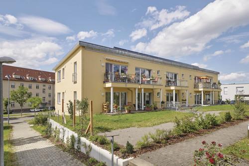 Mehrfamilienhaus von WeberHaus