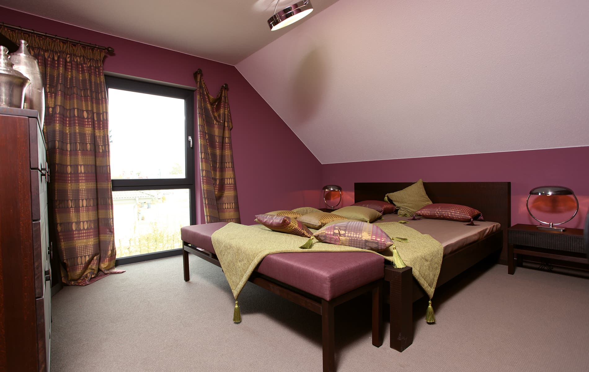 MEDLEY 3.0 - Koblenz - gemütliches Schlafzimmer