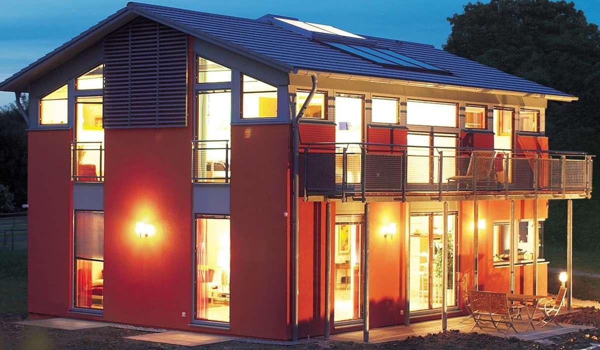 LUXHAUS - Musterhaus Bad Vilbel - LUXHAUS - Anbieter - fertighauswelt.de