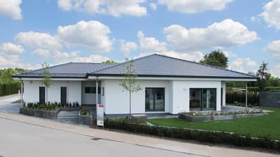 Fertighaus WEISS - Plusenergiehaus VITA
