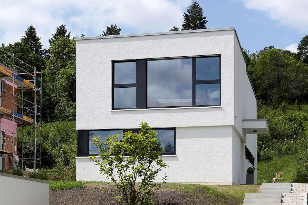 gussek haus einfamilienhaus modell murano gussek haus anbieter. Black Bedroom Furniture Sets. Home Design Ideas