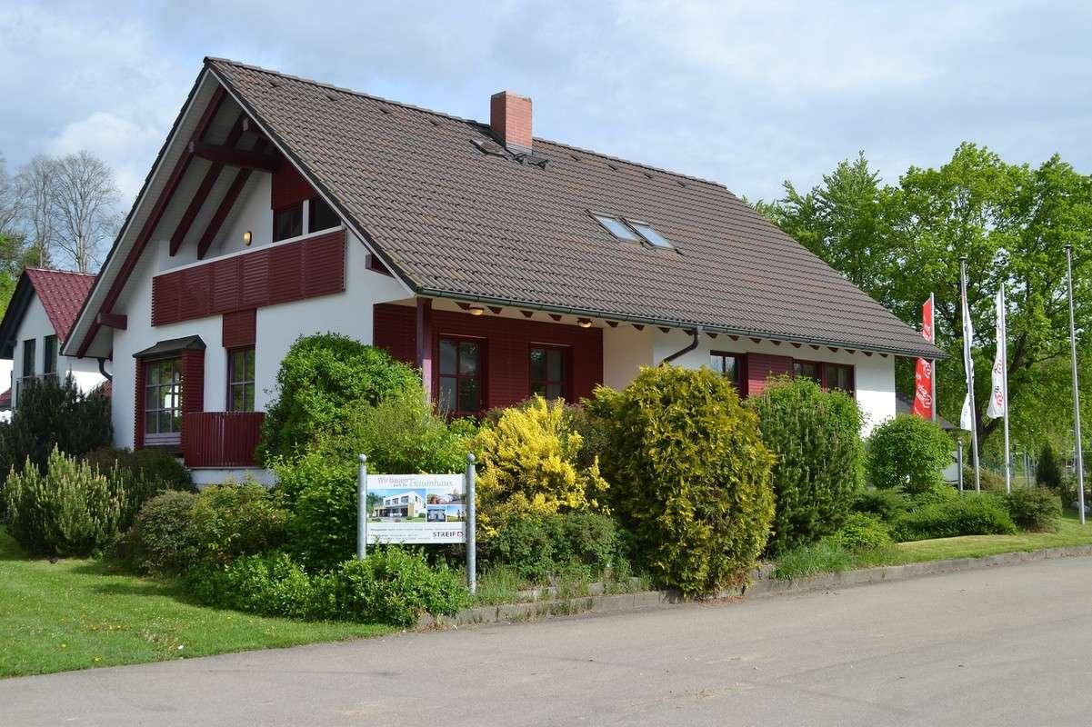 STREIF Haus Ulm im Grünen