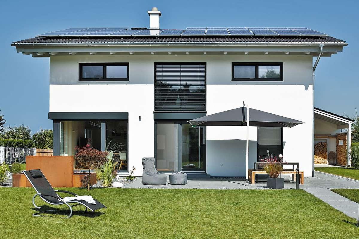 Bauen mit Urlaubsgefühlen - Homestorys - Magazin - fertighauswelt.de