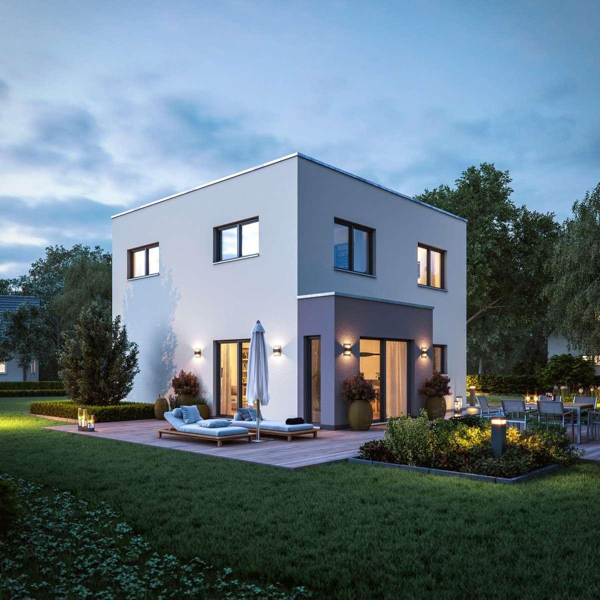 massa haus musterhauszentrum aschaffenburg fertighaus. Black Bedroom Furniture Sets. Home Design Ideas