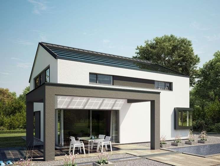 <p><strong>Elegantes Architektenhaus in einer neuen modularen Dimension</strong></p>