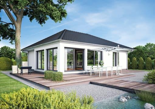 der bungalow praktisch und barrierearm bautrends. Black Bedroom Furniture Sets. Home Design Ideas