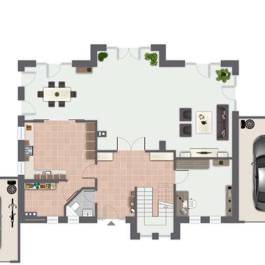 "Einfamilienhaus Modell ""Vahrenheide"