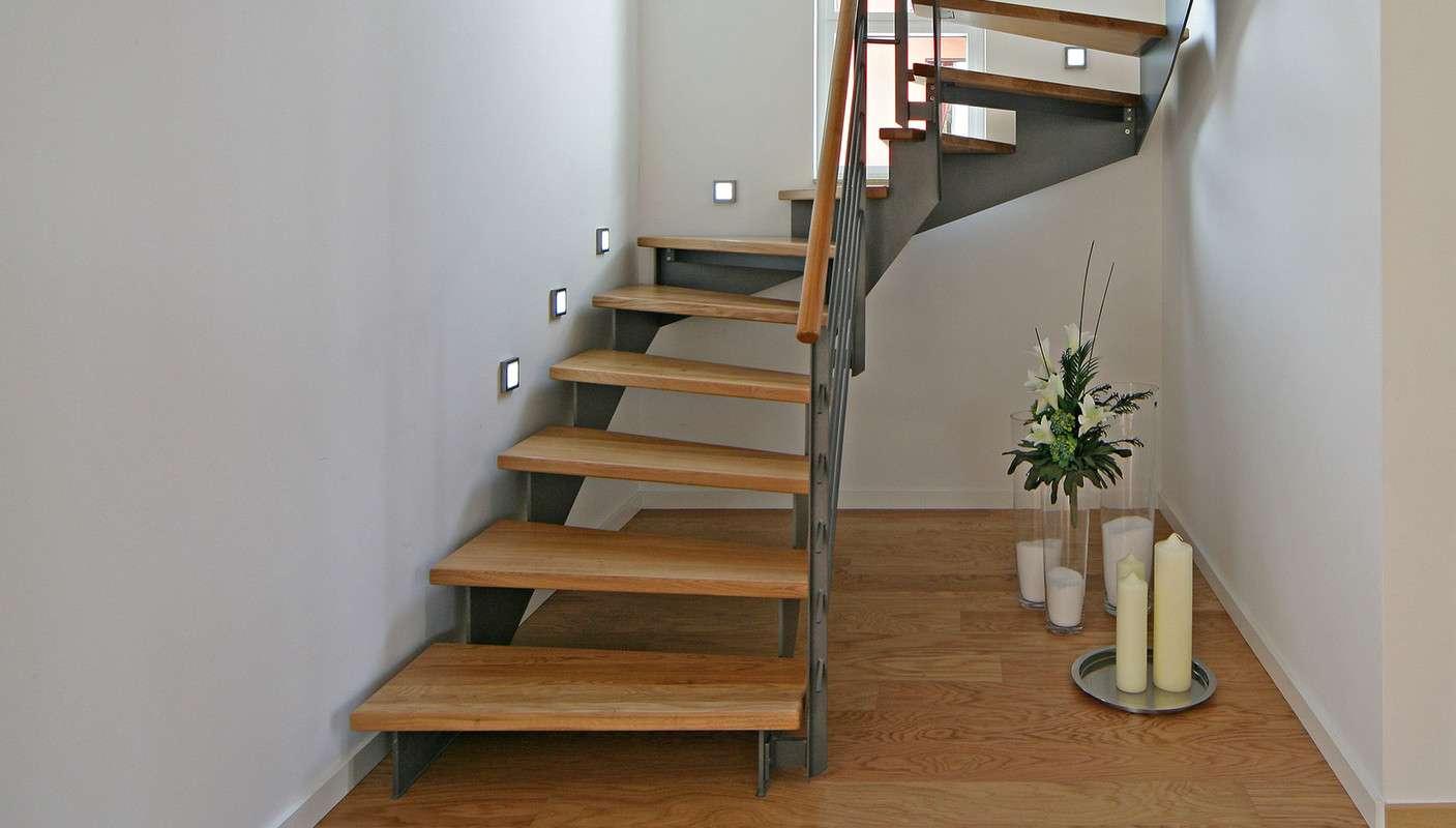 Musterhaus Emotion - Treppe