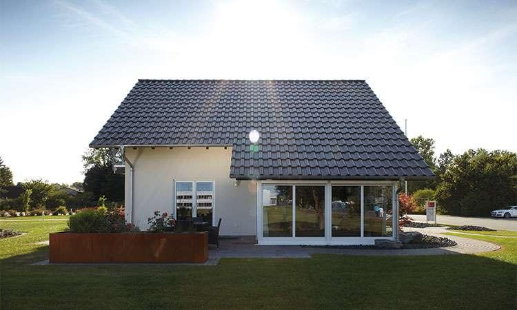 MEDLEY 3.0 - Frankenberg - Außenansicht mit Wintergarten