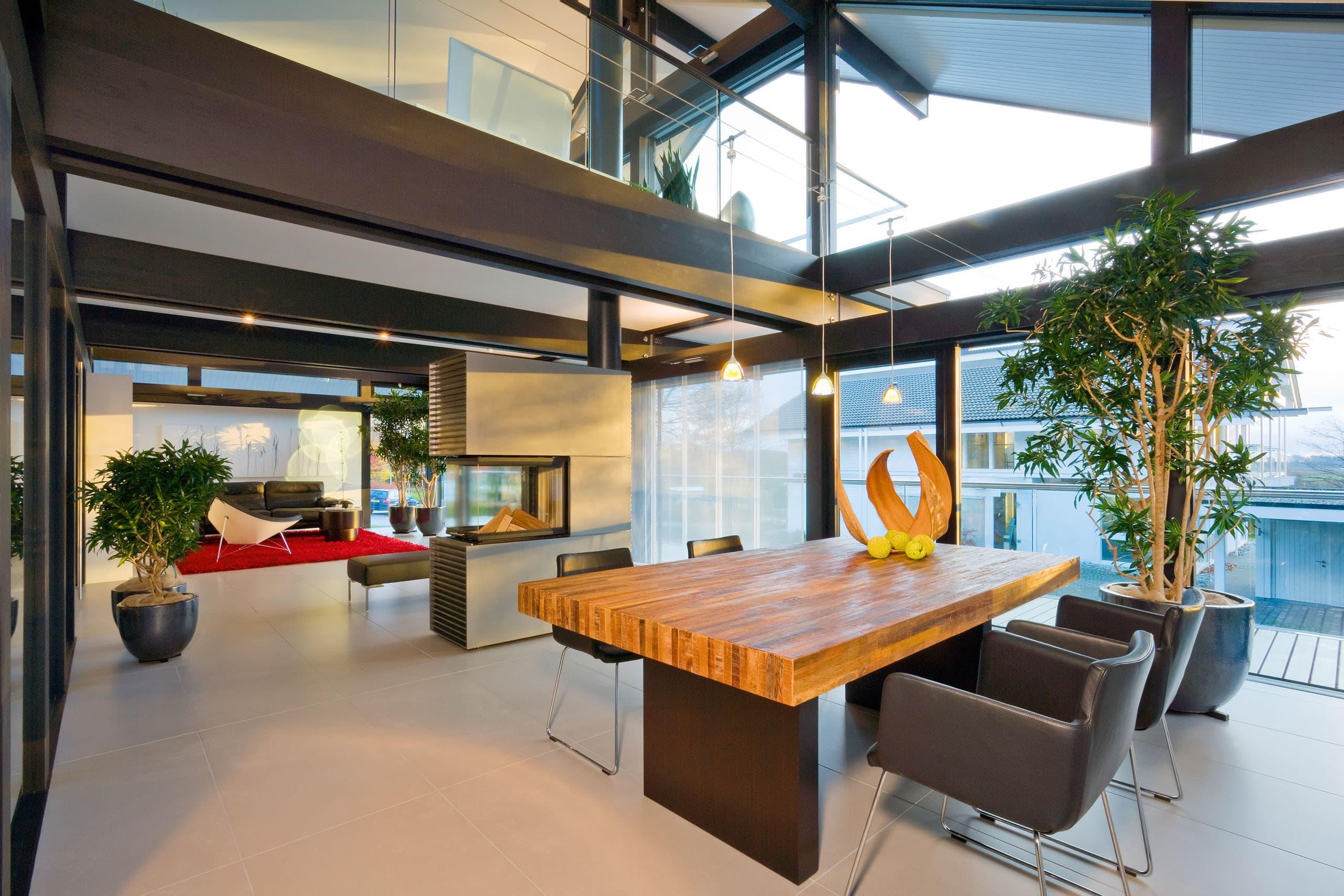 huf haus musterhaus art 5 hartenfels. Black Bedroom Furniture Sets. Home Design Ideas