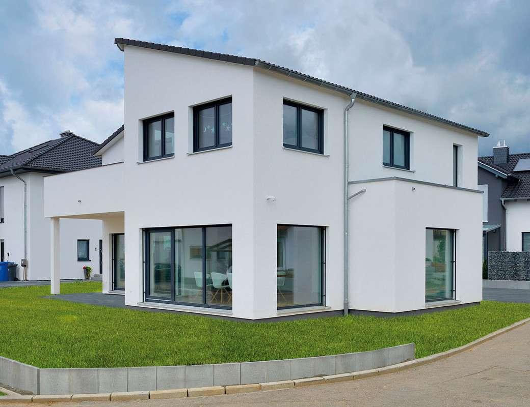 Fertighaus WEISS Haus Schöneberg Fertighaus WEISS