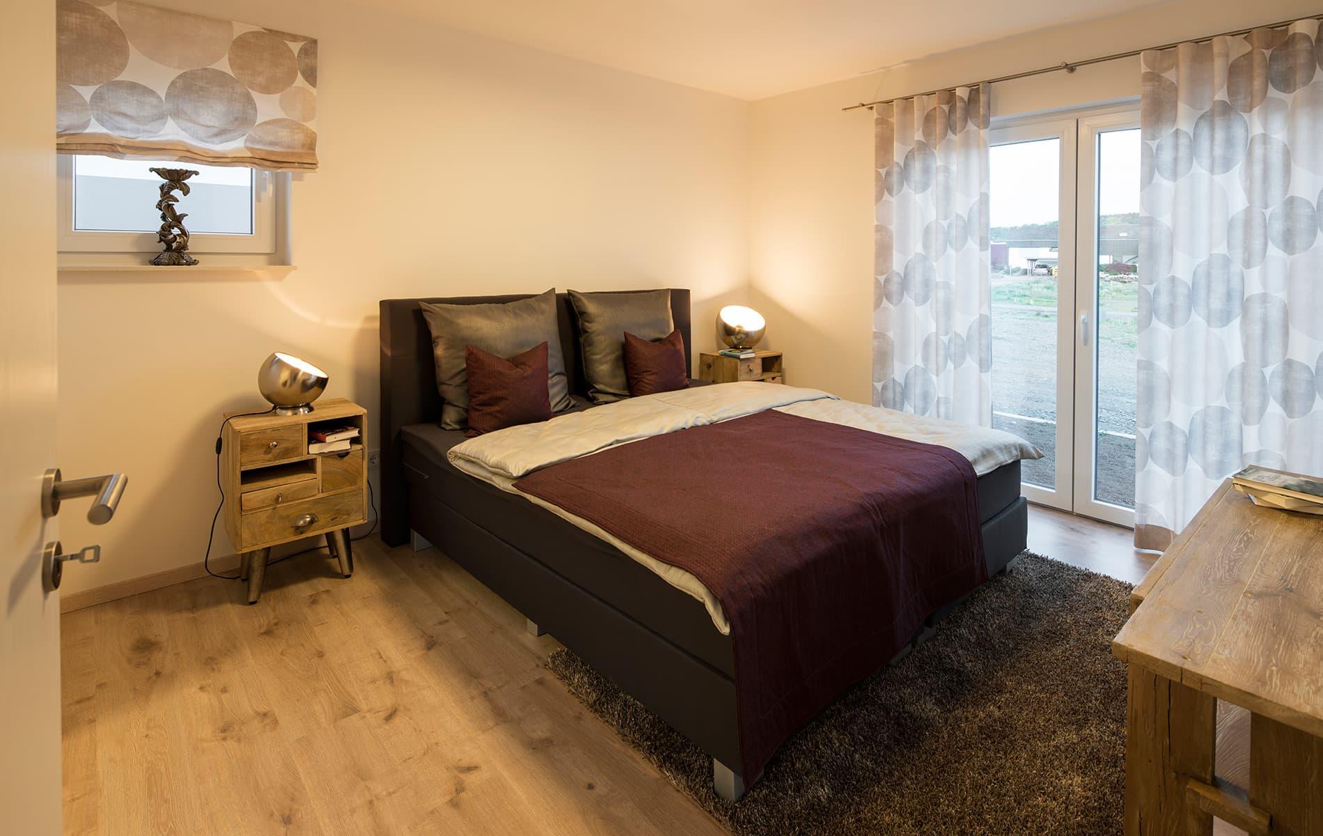 NIVO - Battenfeld - gemütliches Schlafzimmer