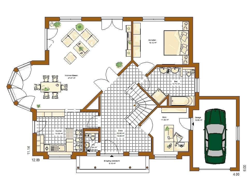 rensch haus musterhaus riviera im unger park chemnitz. Black Bedroom Furniture Sets. Home Design Ideas