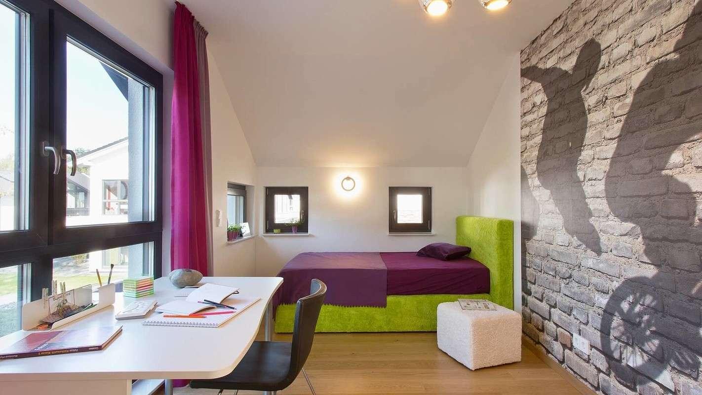 Musterhaus Wuppertal Jugendzimmer