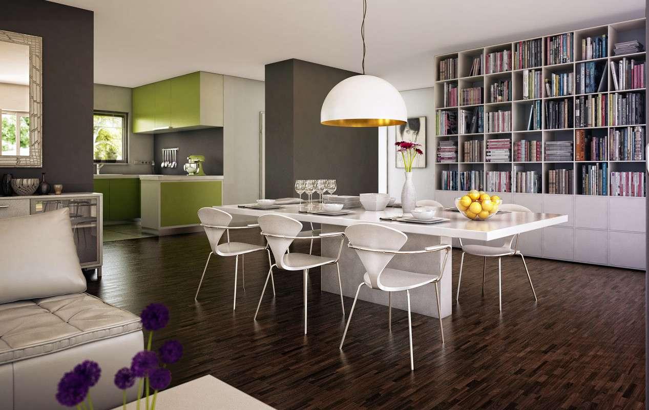 <p><strong>Traum-Bungalow mit Winkelerweiterung im Wohnbereich</strong></p>