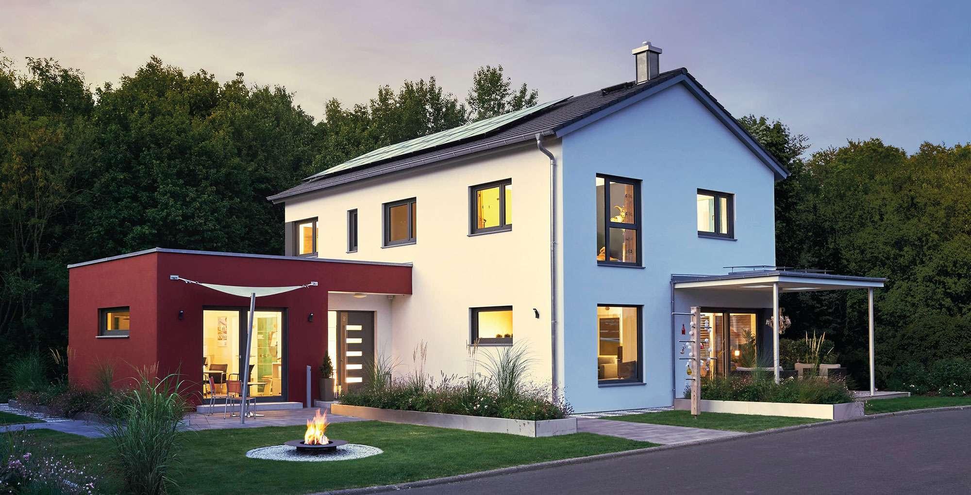 hanse haus musterhaus 39 variant 169 39 in bad vilbel. Black Bedroom Furniture Sets. Home Design Ideas