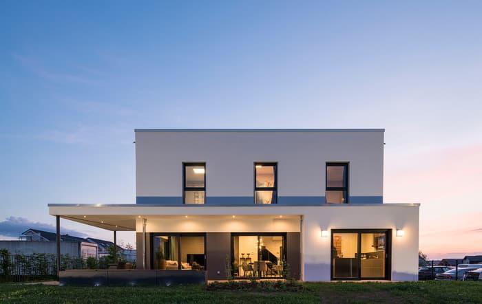 fingerhaus kundenhaus architektur trend fingerhaus gmbh anbieter. Black Bedroom Furniture Sets. Home Design Ideas