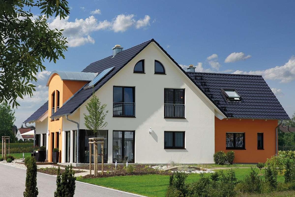 hanse haus musterhaus variant 275 in n rnberg. Black Bedroom Furniture Sets. Home Design Ideas