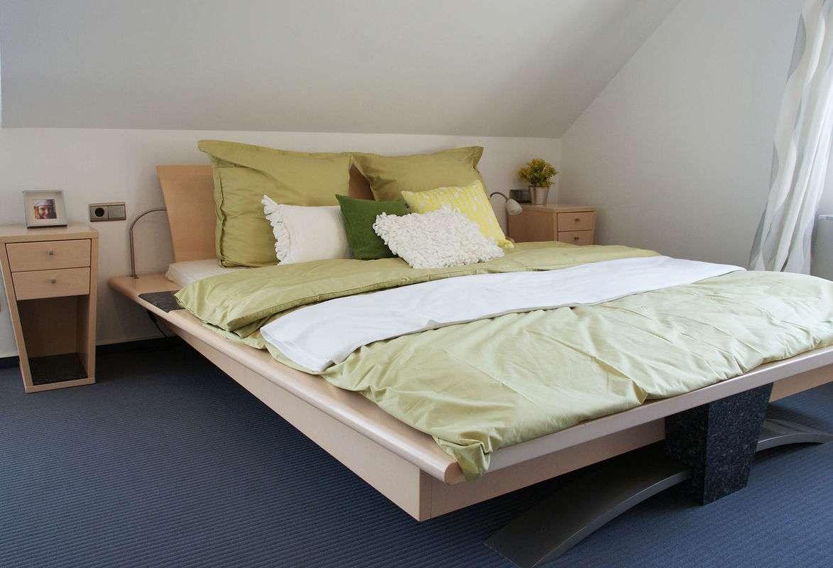 Musterhaus Bad Vilbel - Schlafzimmer