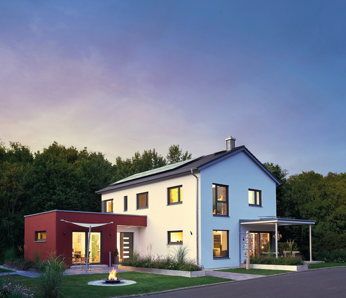 Hanse Haus Musterhaus Poing