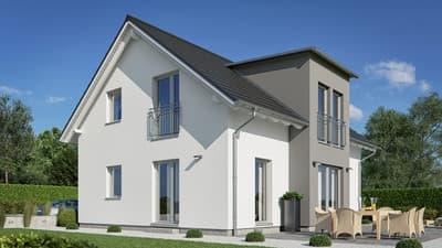 Haas Fertigbau - Haus S 140 A