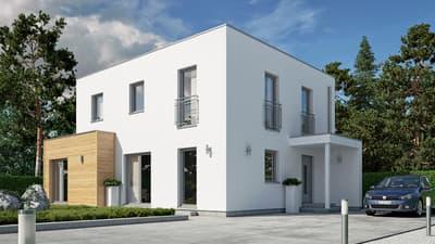 Haas Fertigbau - Haus S 130 D
