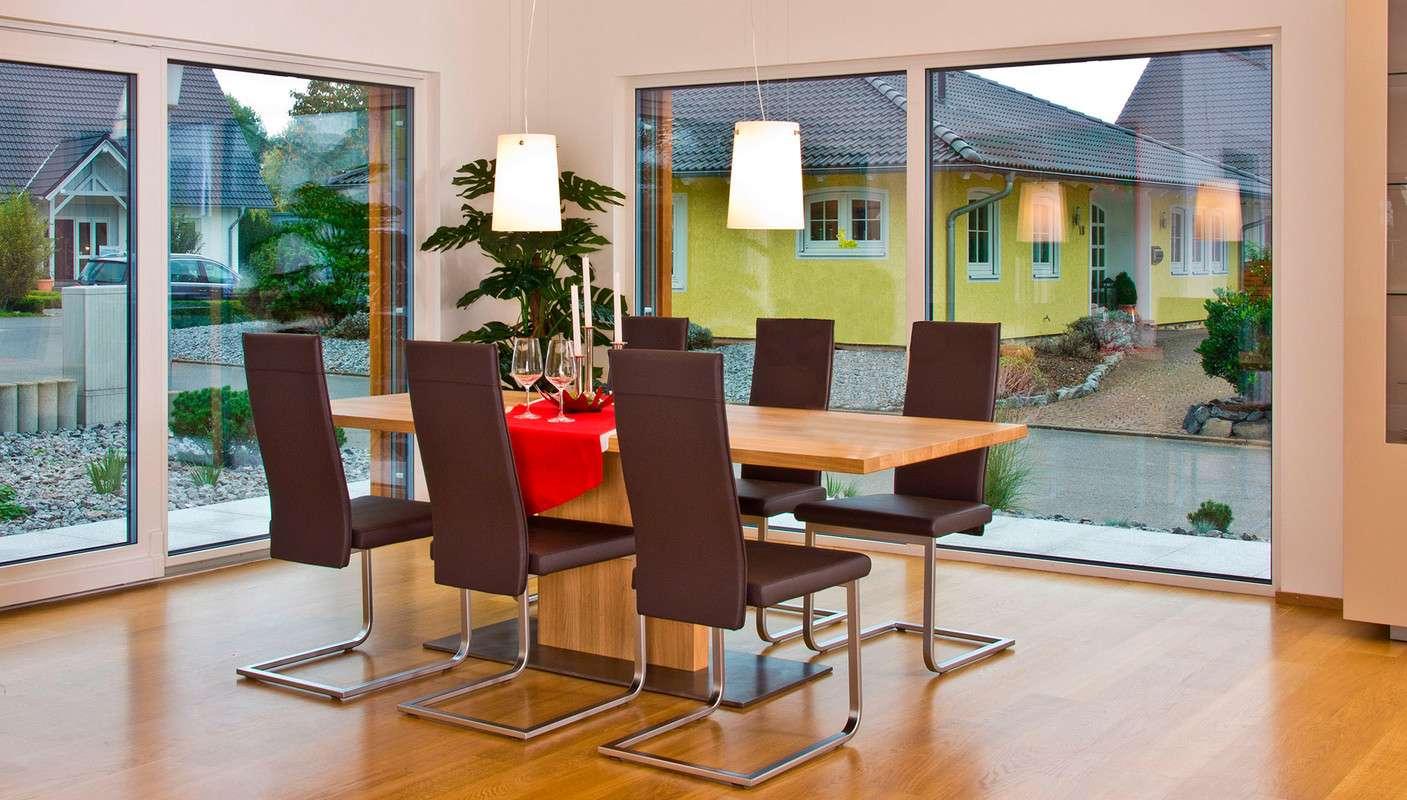 Musterhaus FUTURE Mannheim - Essbereich