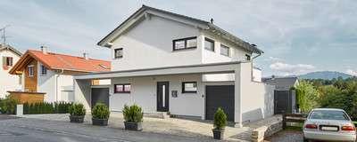LUXHAUS - Satteldach Landhaus 139