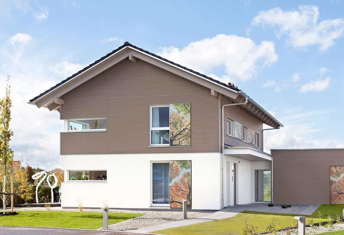 schw rerhaus kfw effizienzhaus 40 plus in g nzburg. Black Bedroom Furniture Sets. Home Design Ideas