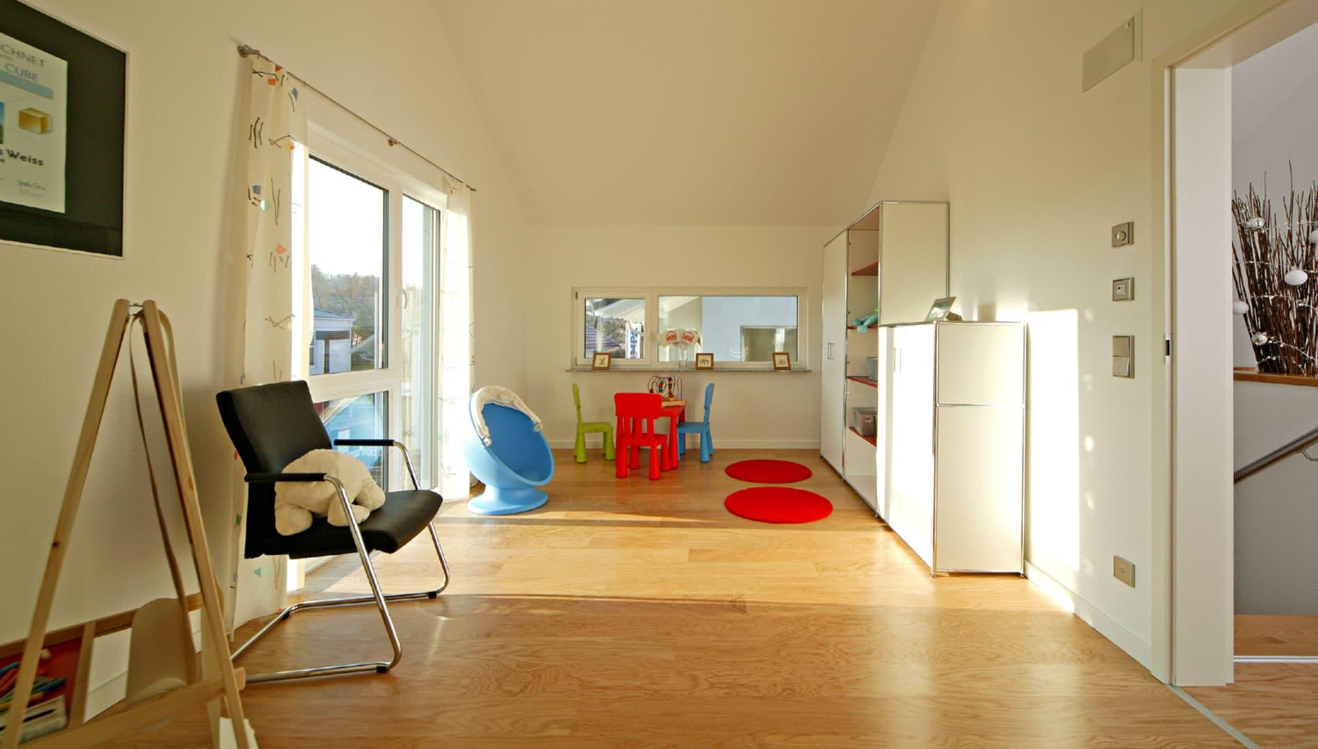 Musterhaus Villingen-Schwenningen - Kinderzimmer