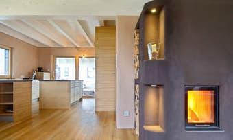 Ein Haus zum Energie sparen lohnt sich