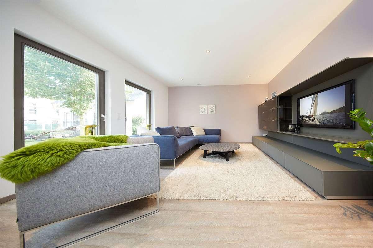 Awesome Grose Fenster Wohnzimmer Ideas - Ridgewayng.com ...