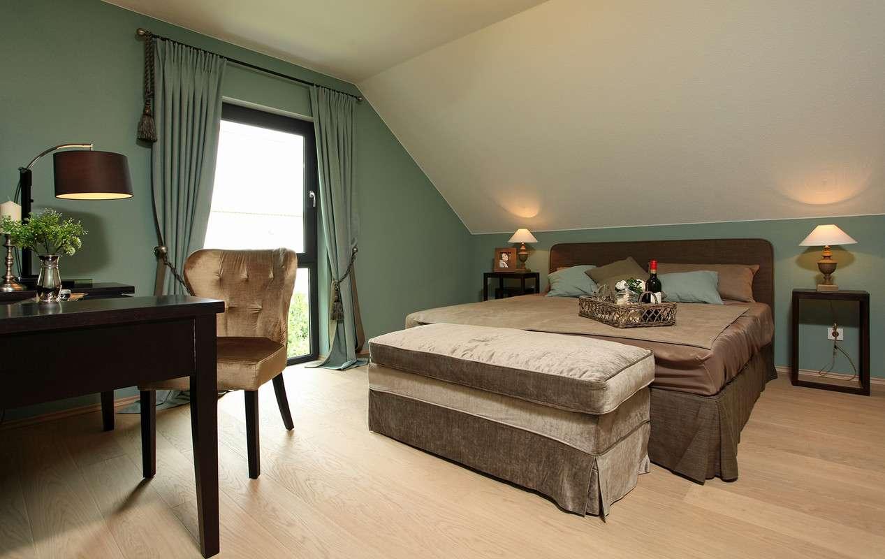 VIO 450 - Mannheim - gemütliches Schlafzimmer