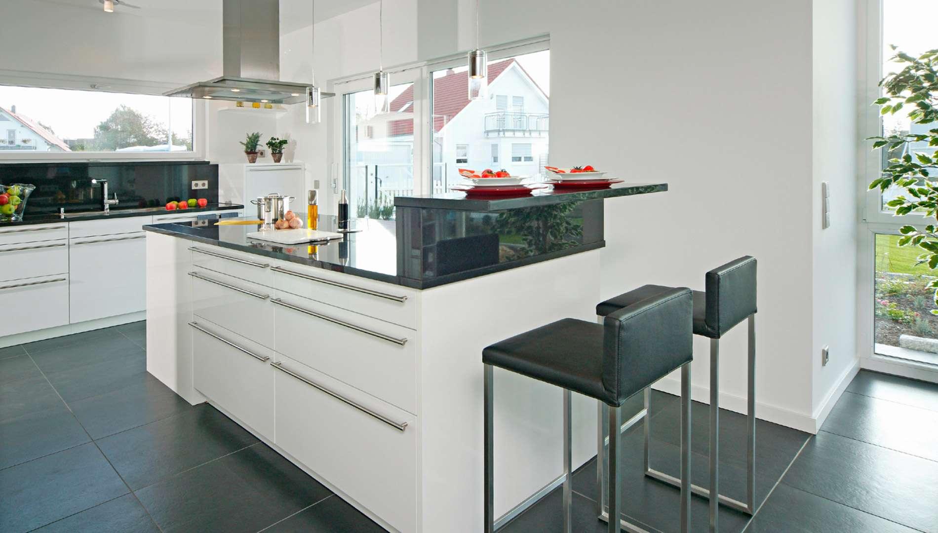 Musterhaus STYLE - Küche