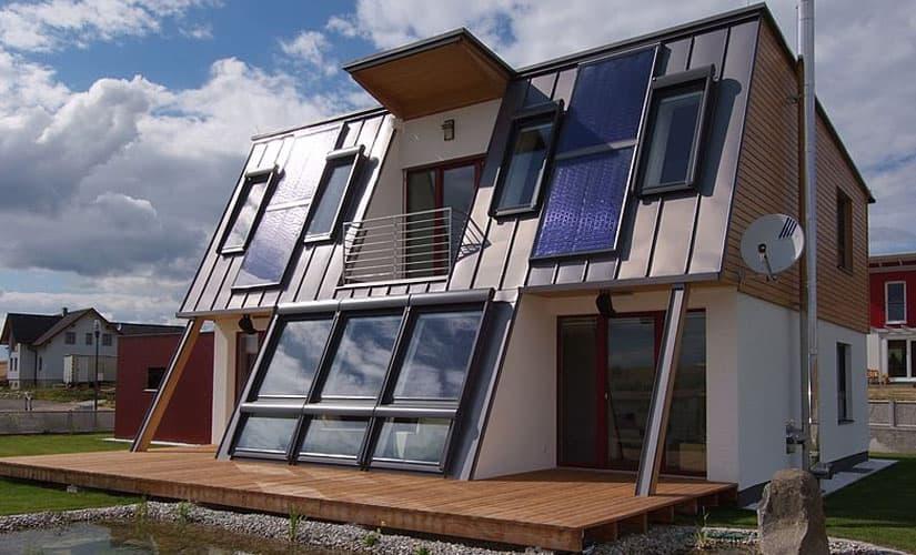 Das klima:aktiv Musterhaus von HARTL HAUS