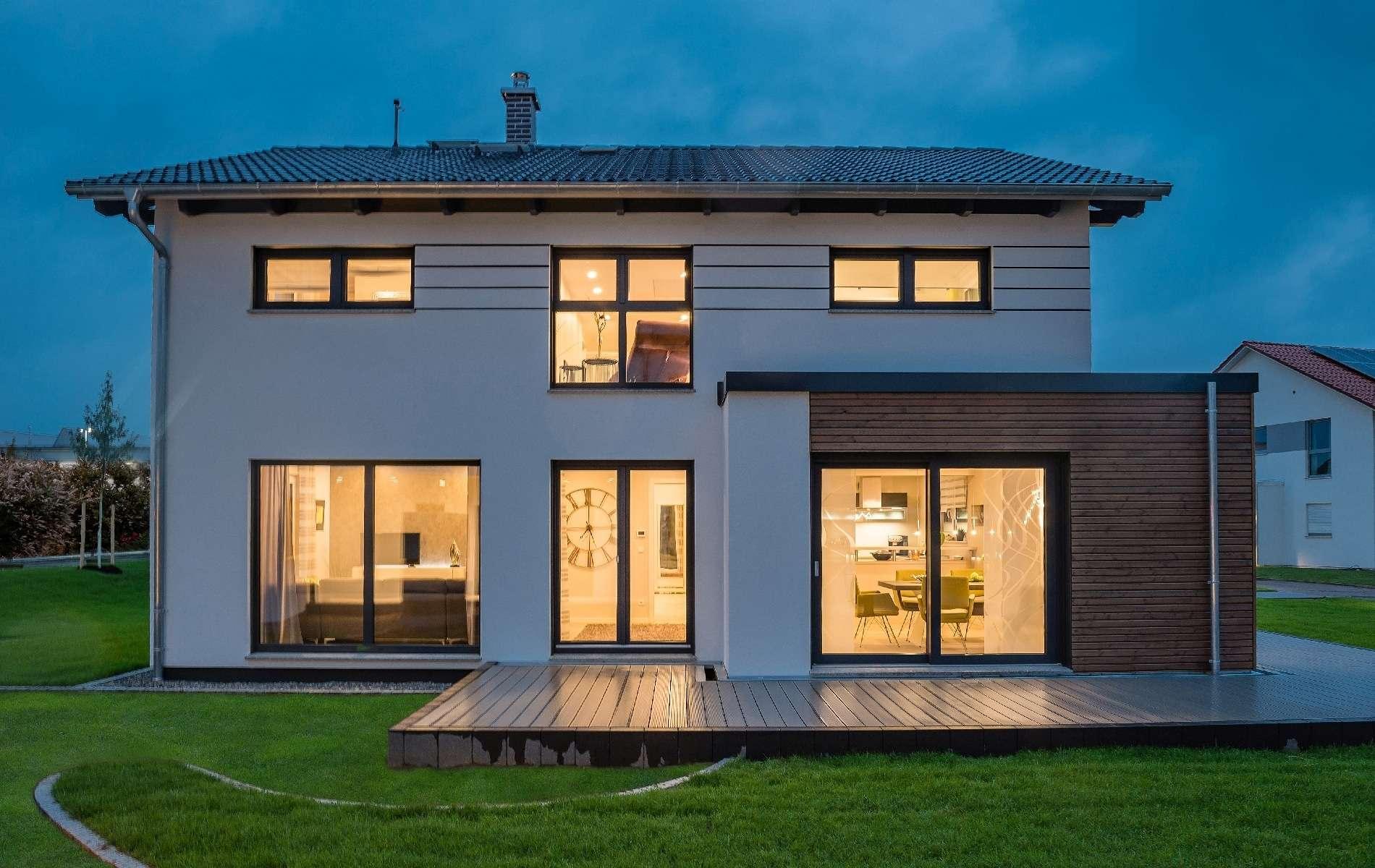 rensch haus musterhaus modena. Black Bedroom Furniture Sets. Home Design Ideas